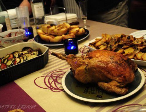Día 7: Cita a ciegas gastronómica