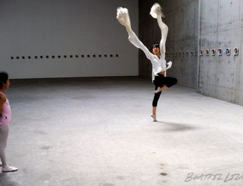Ballet en Shanghai
