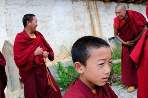 monks from Shangrila