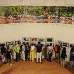 Fotografía del festival de fotoperiodismo Visa pour l'Image, en Perpiñán