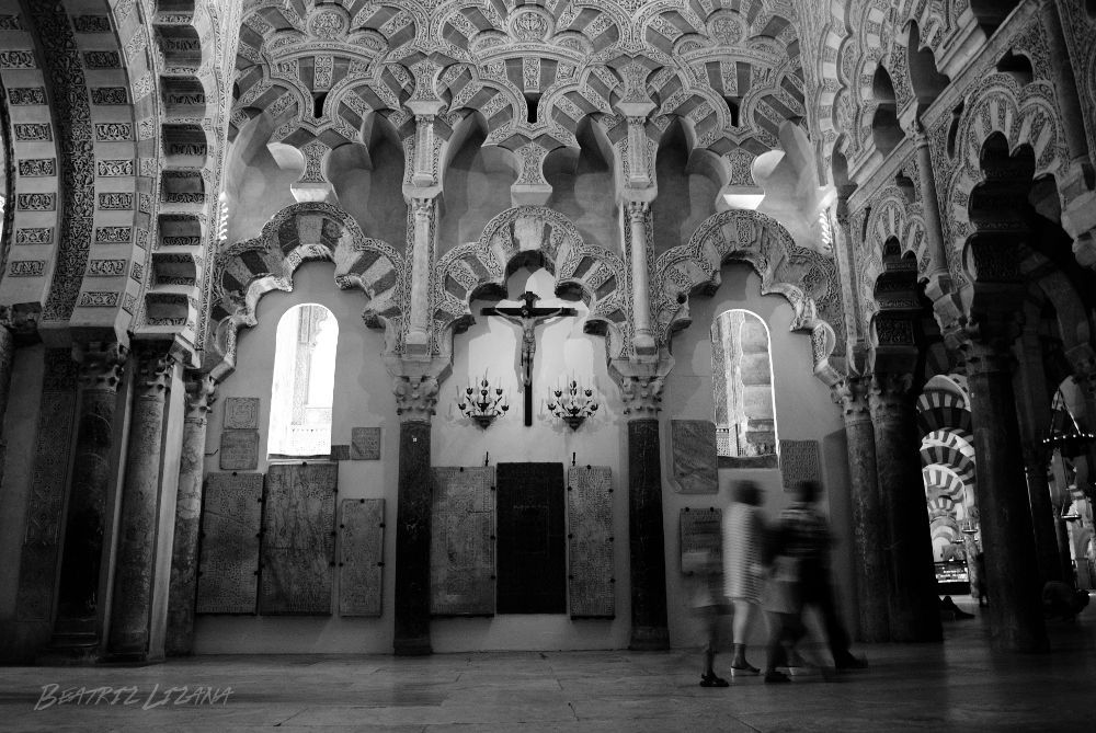 """tolerancia"" Mezquita de Córdoba"