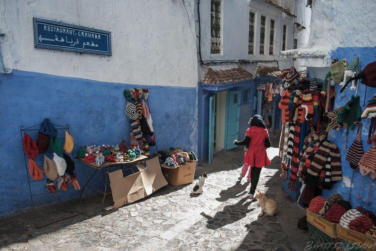 Un viaje por Chefchaouen, el pueblo azul