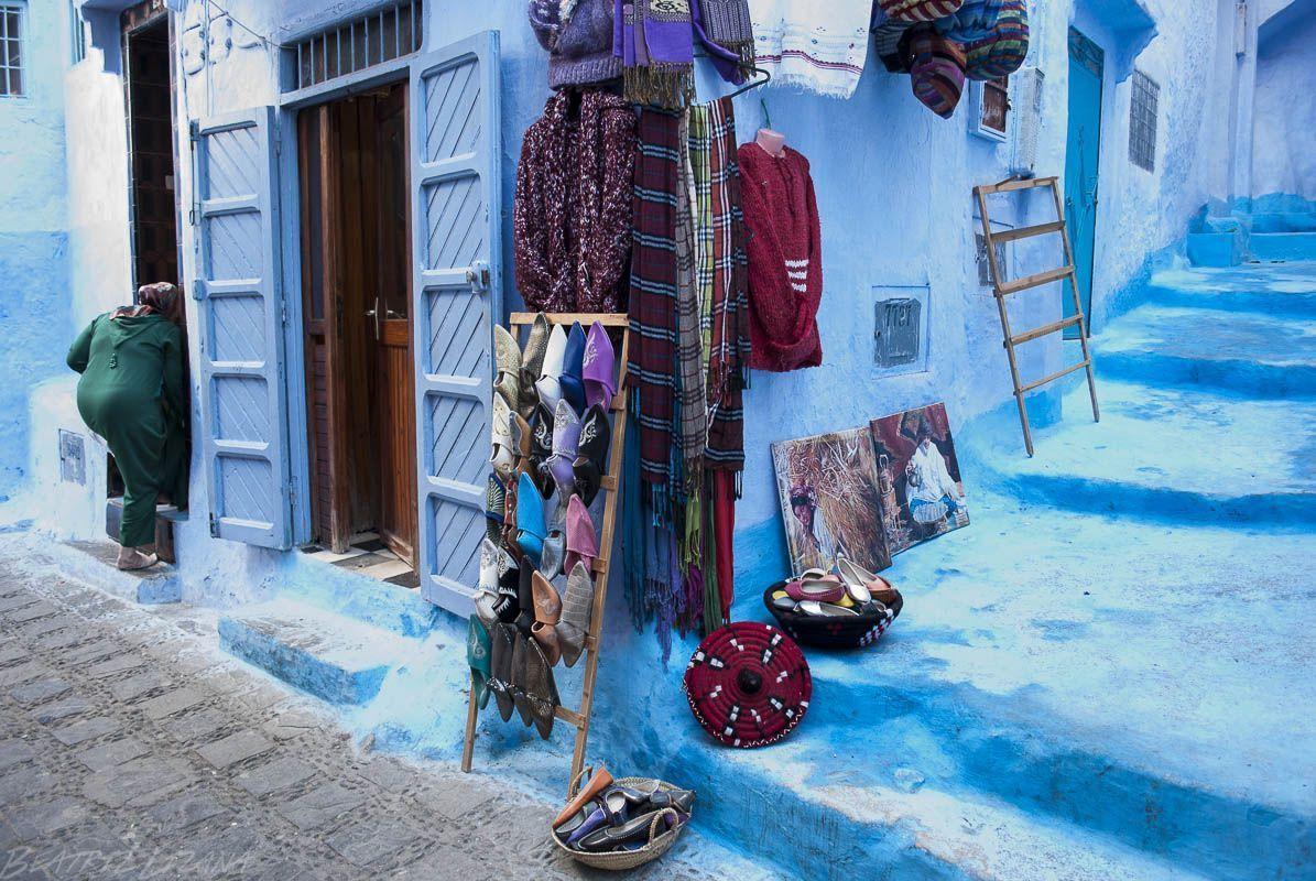 Chefchaouen, el pueblo azul