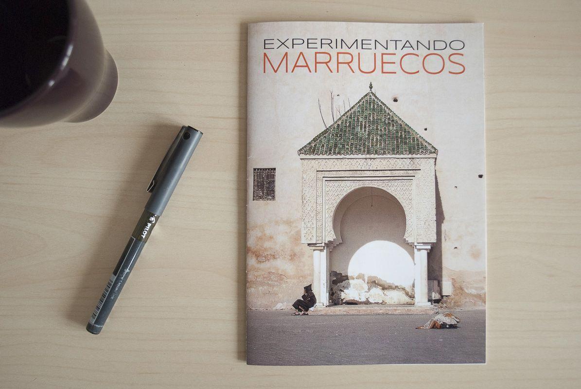 Fanzine de Marruecos - por Beatriz Lizana para Xperimentando