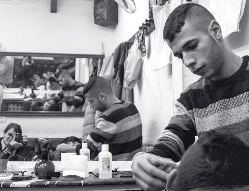 Peluquería de Marruecos