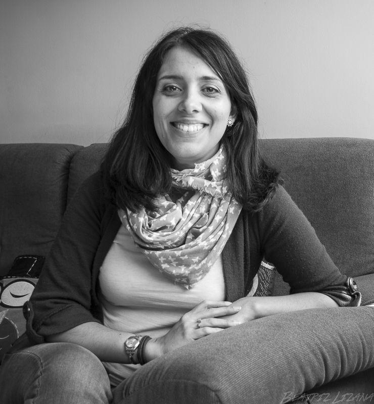 Belén Piñeiro, autora de Maestra de Corazón