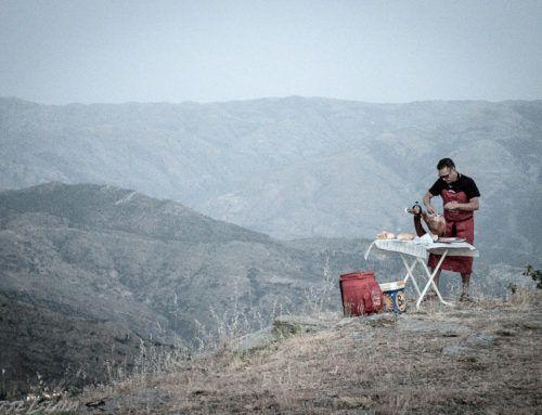 Una ruta por las Alpujarras con un final —de Trevélez— muy original