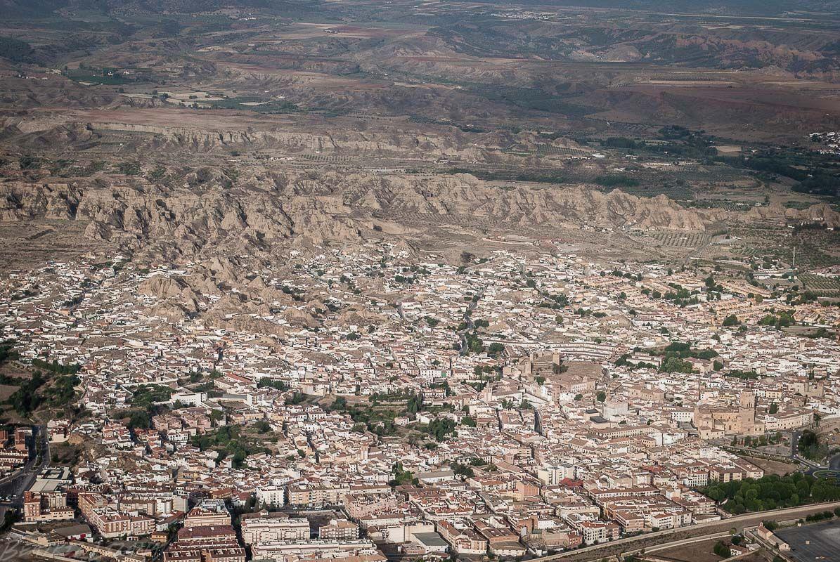 Guadix, Granada