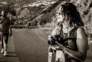 Retrato de Claudia, de Los viajes de Claudia