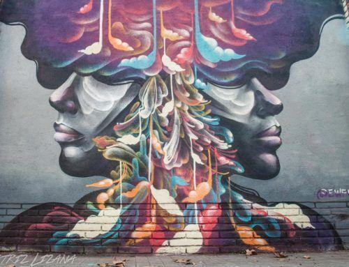 Graffiti: arte urbano en Barcelona